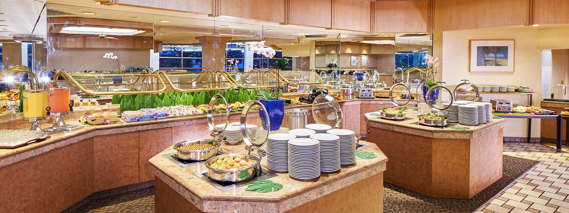 Plantation Cafe Ala Moana Hotel