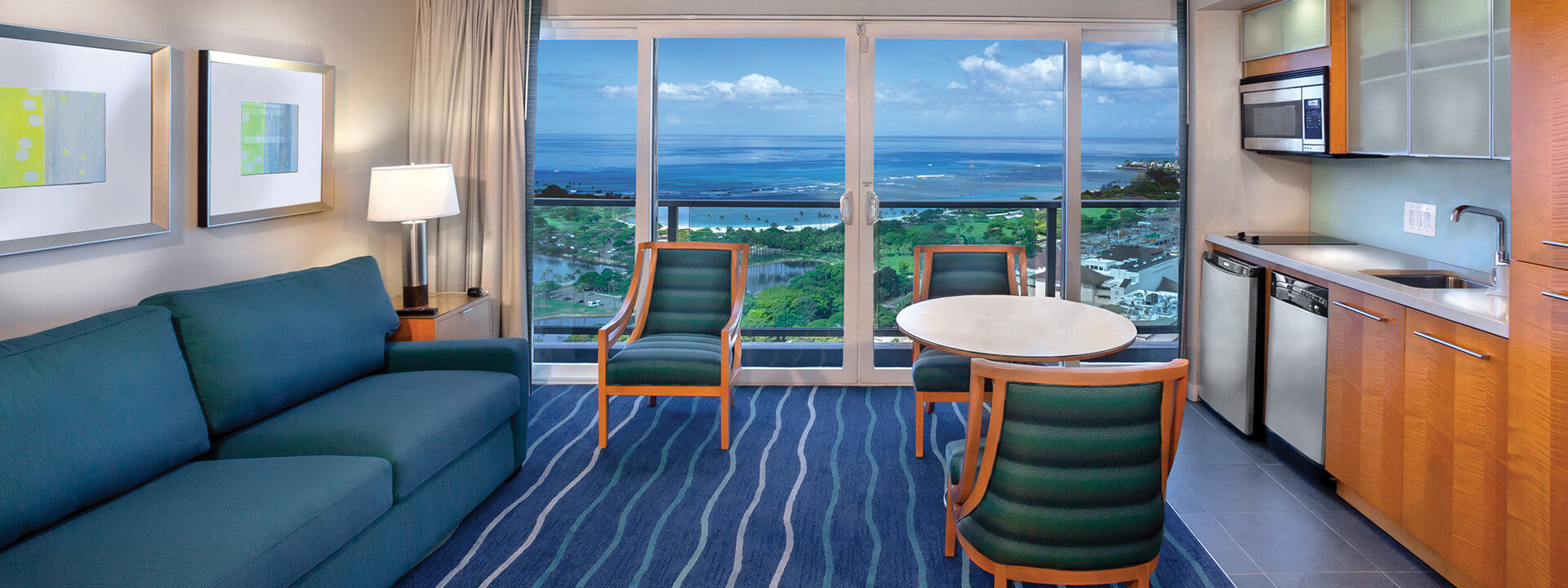 Rooms & Suites - Ala Moana Hotel, Honolulu