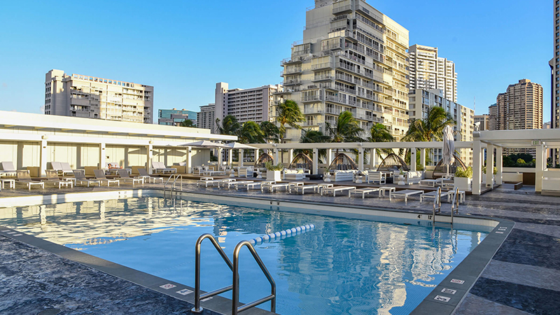 Hotel in Honolulu - Facilities