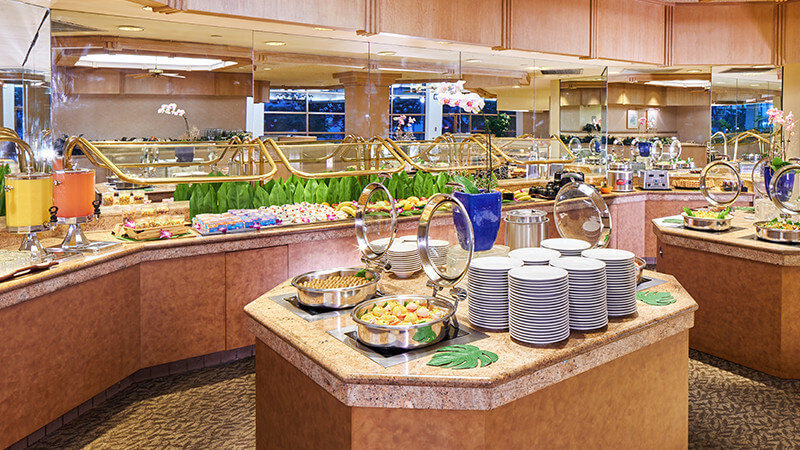 Plantation Cafe | Buffet Breakfast Honolulu
